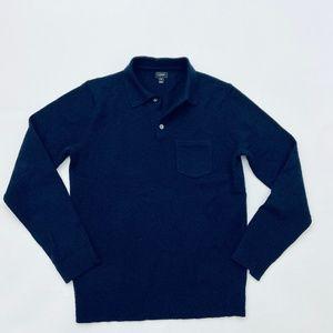 J.Crew 100% Lambs wool Long Sleeve sweater